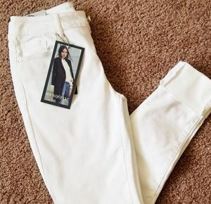 JAMIE CROP SLIM & SLEEK CAPRI JEANS NWT